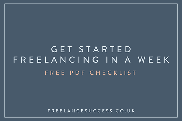 Get Started Freelancing - Free PDF Download